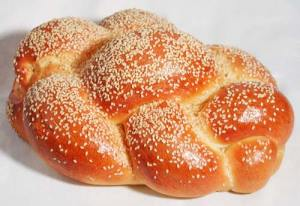 The Traditional, Twisting Challah